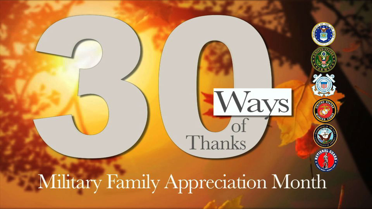 image for 30 Ways of Thanks Day #29: Mentor A Military Spouse