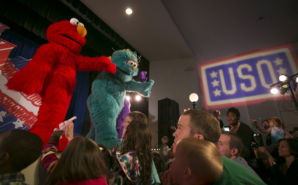 image for Sesame Street and USO Tour - Japan and Korea