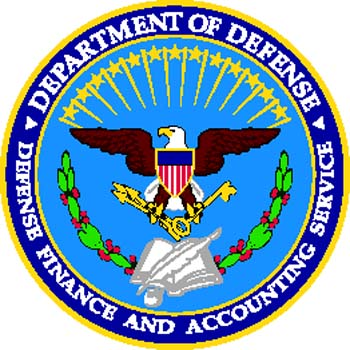image for Defense Finance and Accounting Service (DFAS) Military Pay Tables