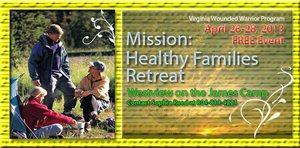 Healthy Families Retreat