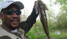 Taurus James Fishing Male Military Spouse