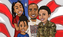 image for Real Life Roland blog by Dee Young - Army Male Spouse