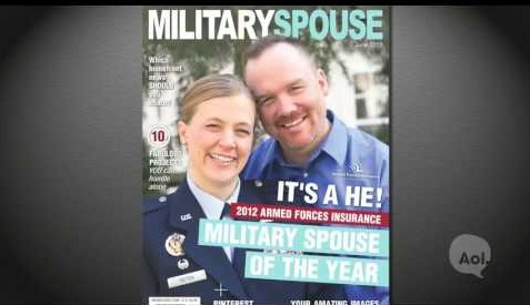 image for Jeremy Hilton 2012 Military Spouse of the Year AOL Video
