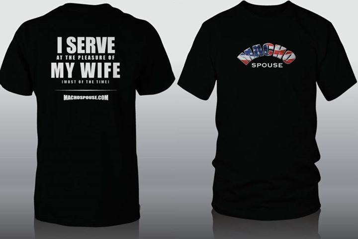 Macho Spouse T-Shirt