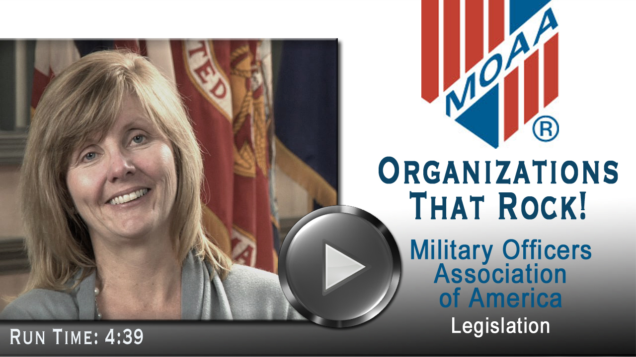 image for MOAA Pushes for Legislationform Military Families