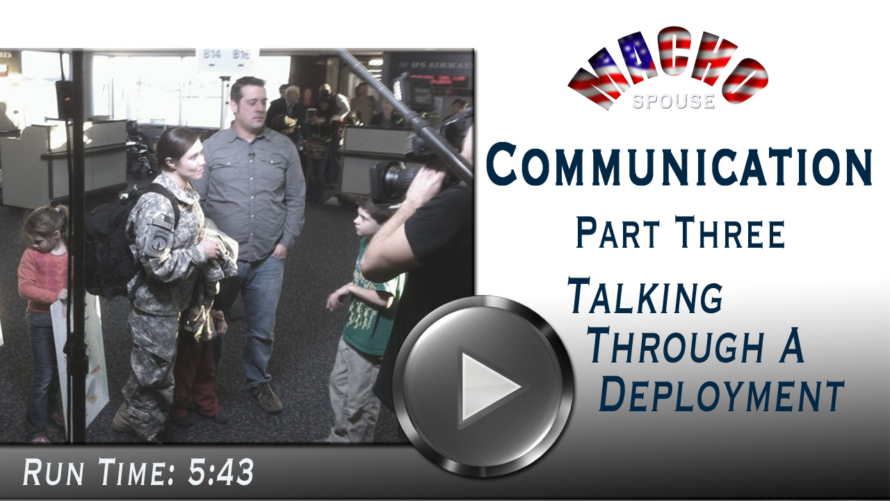 image for Video - Importance of Communication Part 3 - Talking Through A Deployment