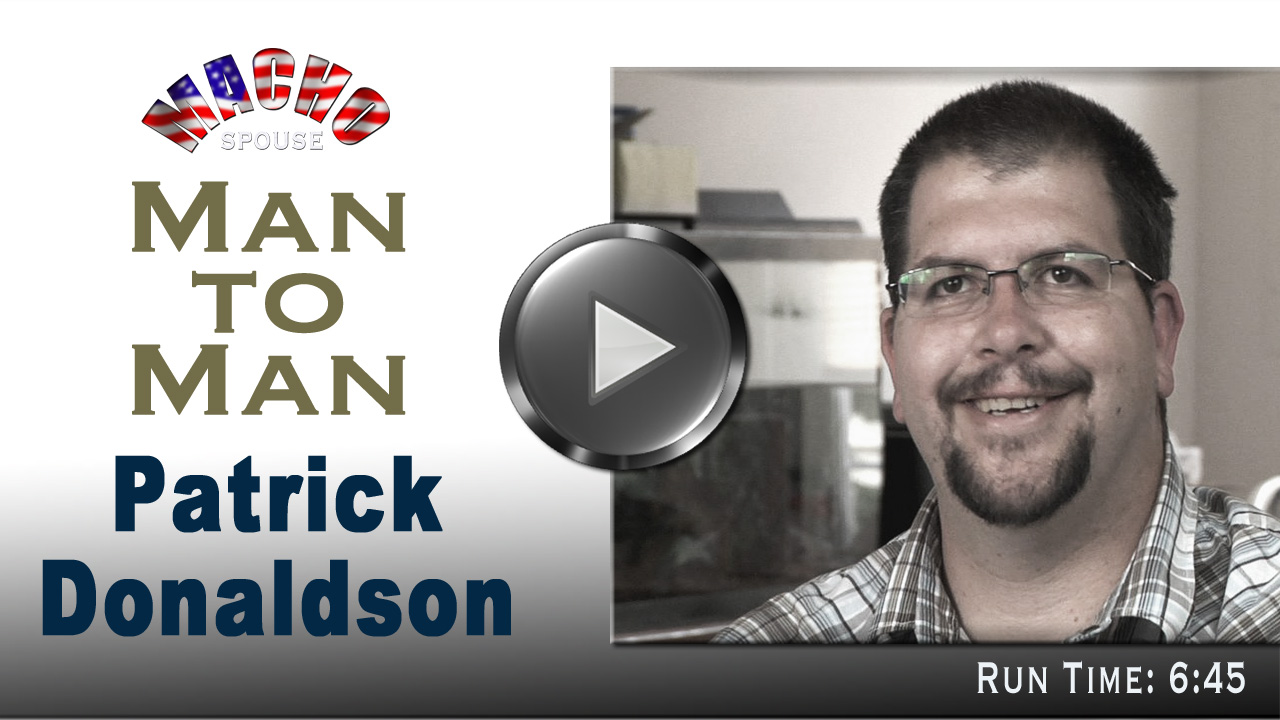 Patrick Donaldson Man-to-Man Video