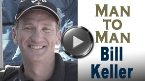 image for Man to Man: Bill Keller - Basic Male Military Spouse Advice