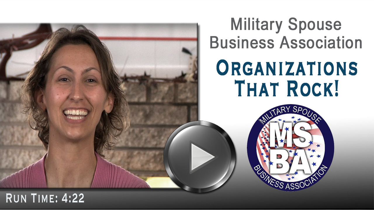 image for Video - Male Military Spouse Entrepreneurship