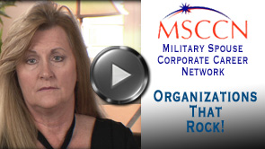 image for Video - Military Spouse Corporate Career Network (MSCCN) - Career Help Part 1