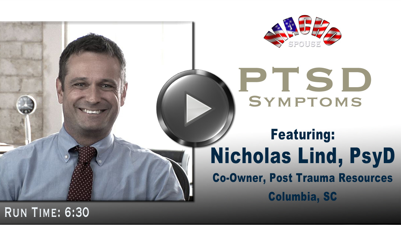 image for Symptoms of Post-Traumatic Stress Disorder