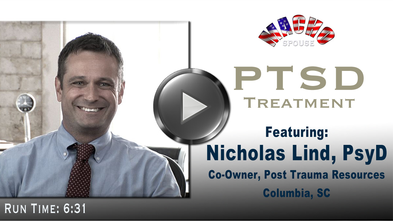 Post Traumatic Stress Disorder - Treatment